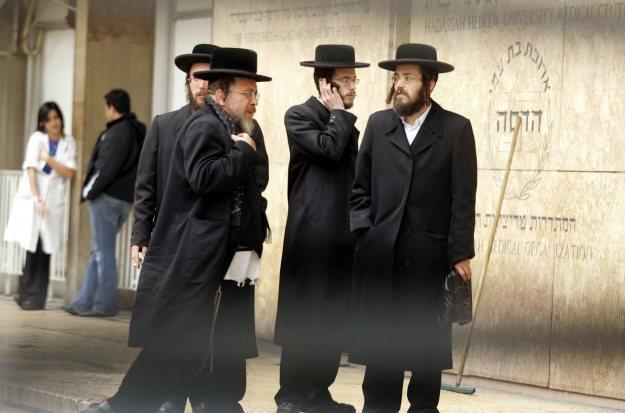 Zwykły Facebook nie jest zgodny z systemem wartości ortodoksyjnych Żydów /AFP
