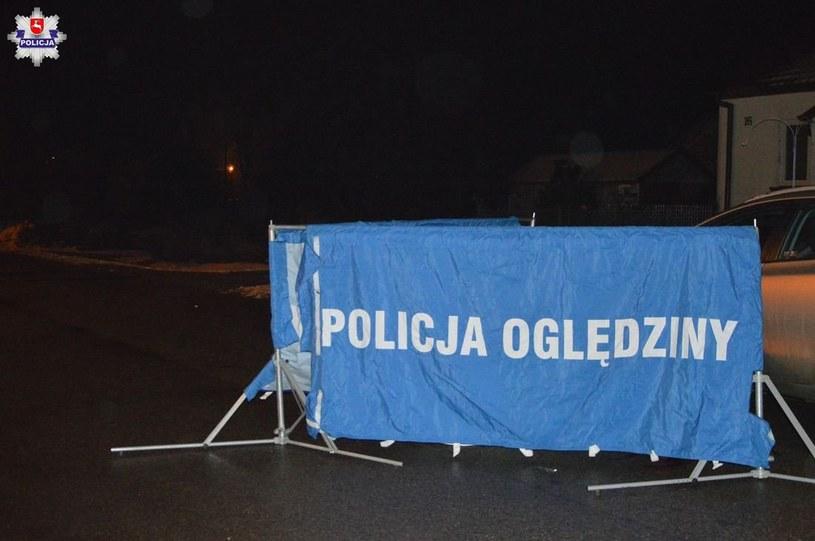 Życia mężczyzny nie udało się uratować /KMP Chełm /Policja