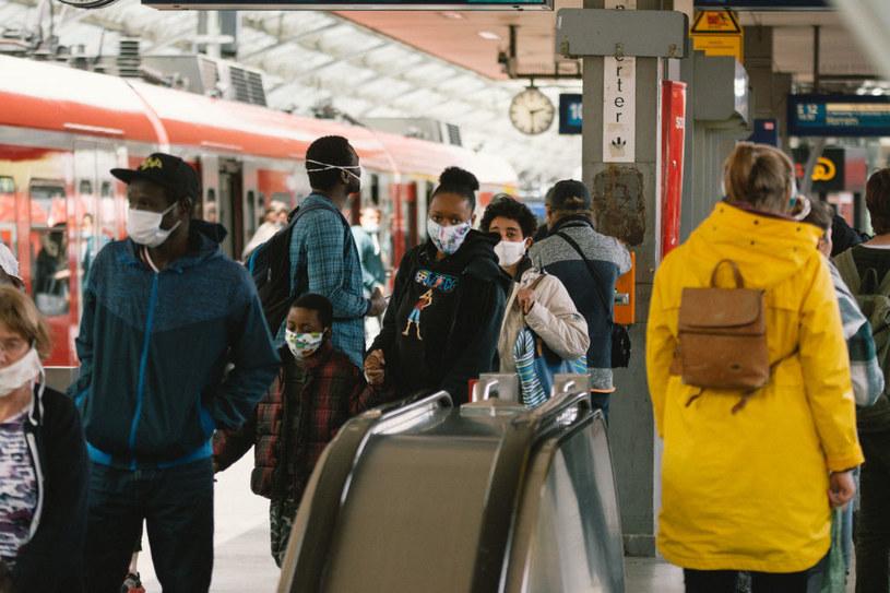 Życie codziennie w Niemczech w czasie epidemii koronawirusa /Ying Tang/NurPhoto /Getty Images