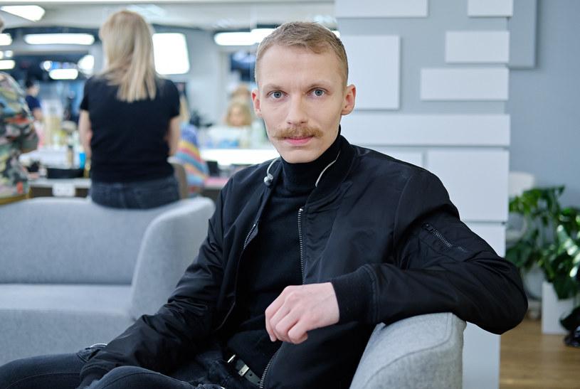 Życie Igora Herbuta zmieniło się ostatnio diametralnie /Bartosz Krupa /East News