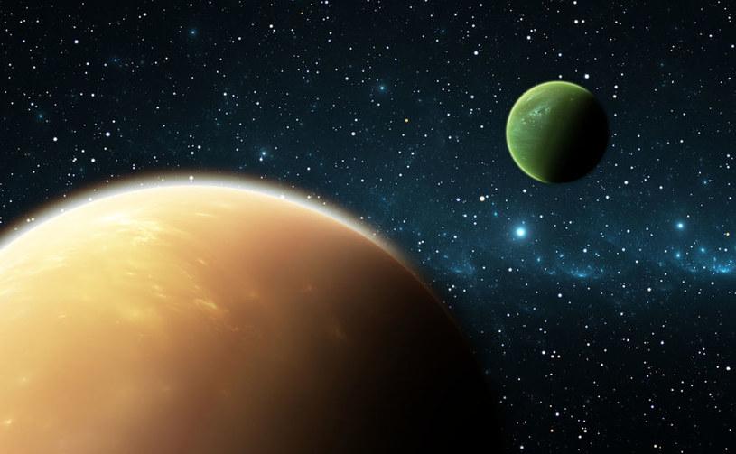Życie może powstawać na wielu planetach, jednak w ciągu pierwszego miliarda lat znika z większości z nich /123RF/PICSEL