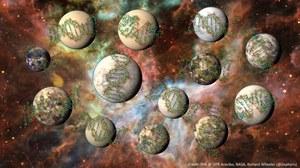 Życie na 100 mln planet Drogi Mlecznej?