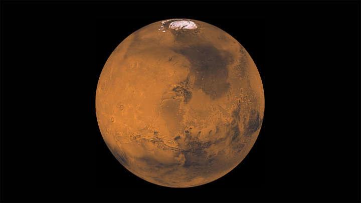 Życie na Marsie wcale nie musi być przeszłością /NASA