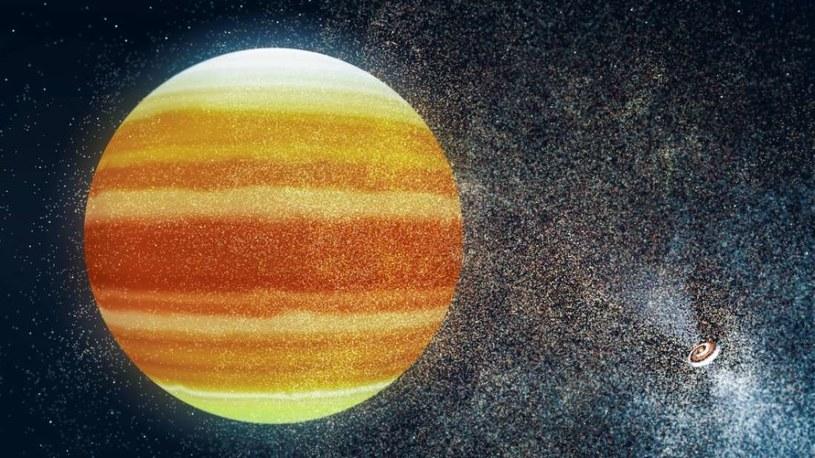 Życie na planetach krążących wokół pulsarów jest możliwe /materiały prasowe