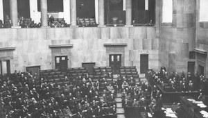 """""""Życie parlamentarne II RP było bardzo żywe"""""""