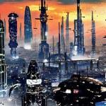 Życie w mieście przyszłości