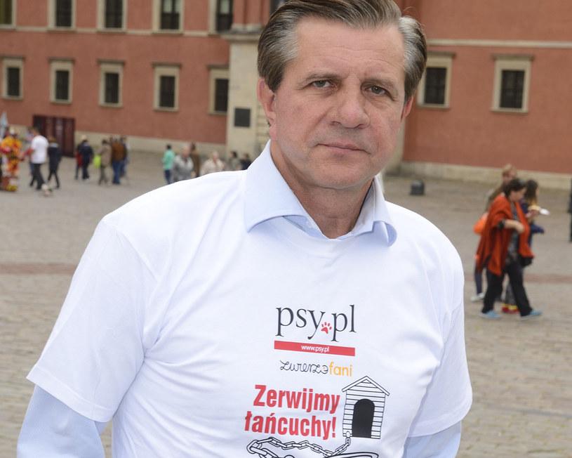 Zygmunt Chajzer przed laty dostał kuszącą propozycję! /Jarosław Antoniak /MWMedia