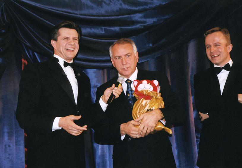 Zygmunt Chajzer, Zbigniew Niemczycki /AKPA /AKPA
