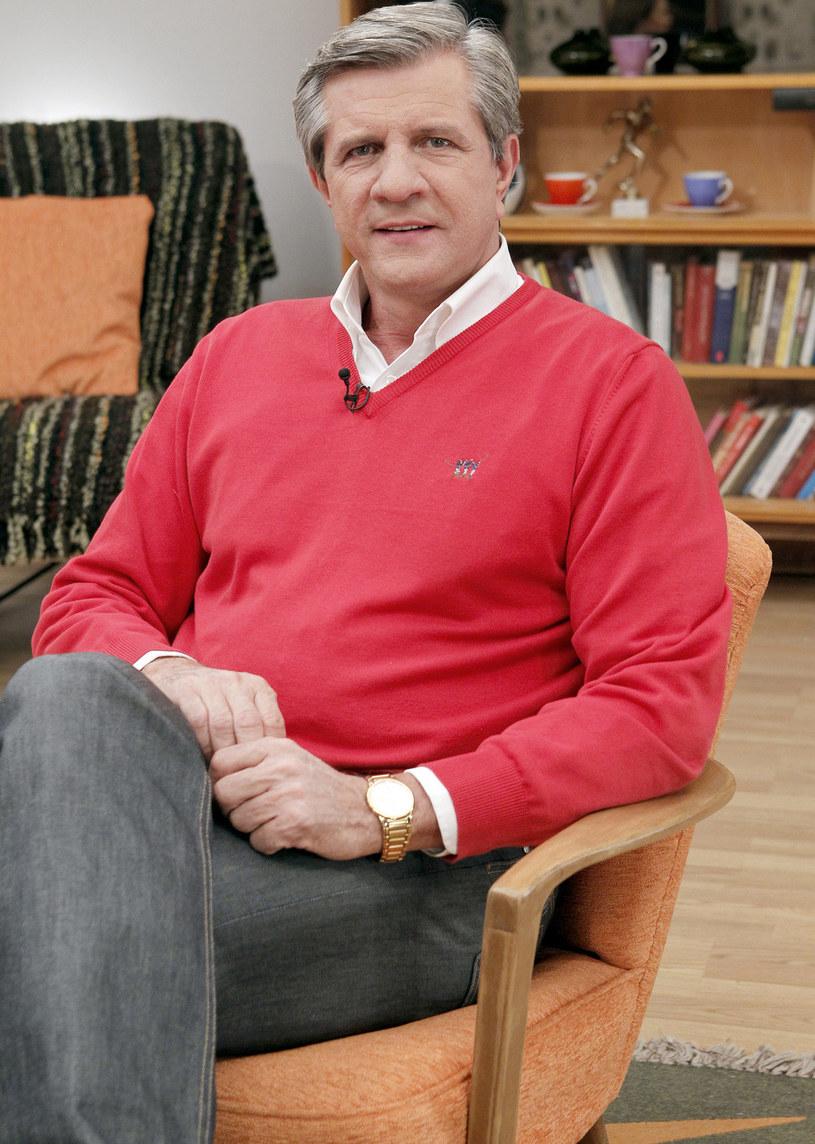 Zygmunt Chajzer /Podsiebierska /AKPA