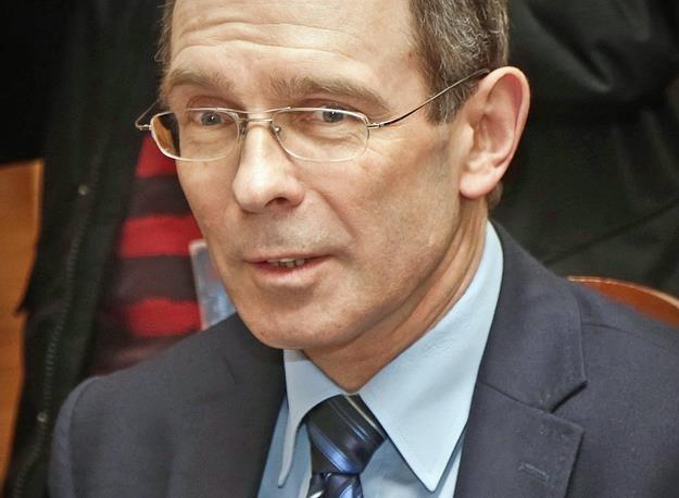 Zygmunt Frankiewicz, prezes Związku Miast Polskich. Fot. Beata Zawrzel /Reporter