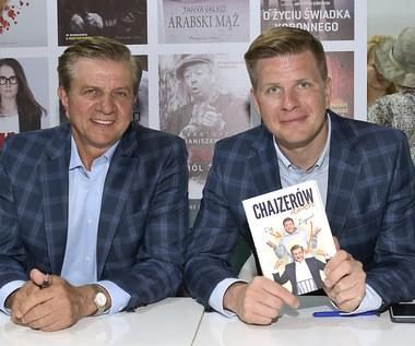 Zygmunt i Filip Chajzer: Zrobiliśmy to w tajemnicy
