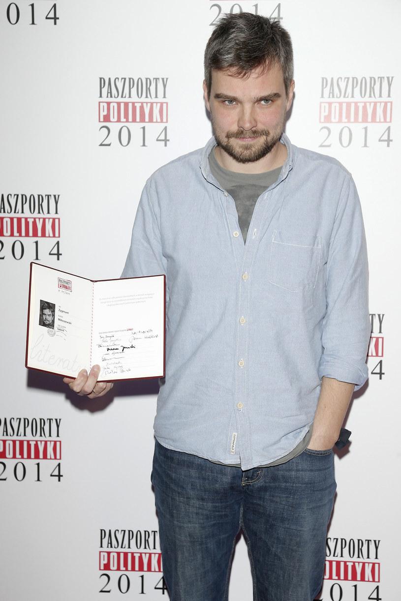 Zygmunt Miłoszewski /Podlewski /AKPA