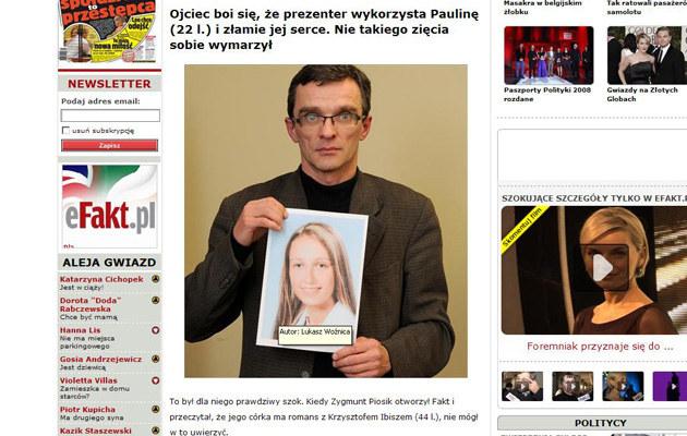 Zygmunt Piosik  /efakt.pl