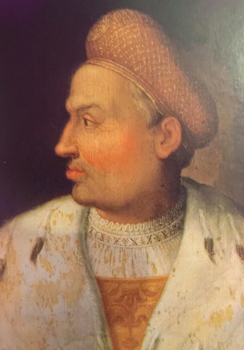 Zygmunt Stary do przystojnych nie należał. Portret monarchy autorstwa Hansa von Kulmbacha (domena publiczna) /Ciekawostki Historyczne
