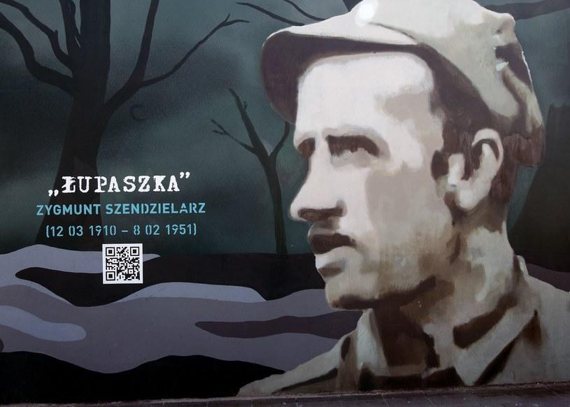 """Zygmunt Szendzielarz """"Łupaszka"""" /East News"""