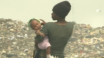 Żyją dzięki śmieciom. Gehenna ubogich w Mozambiku