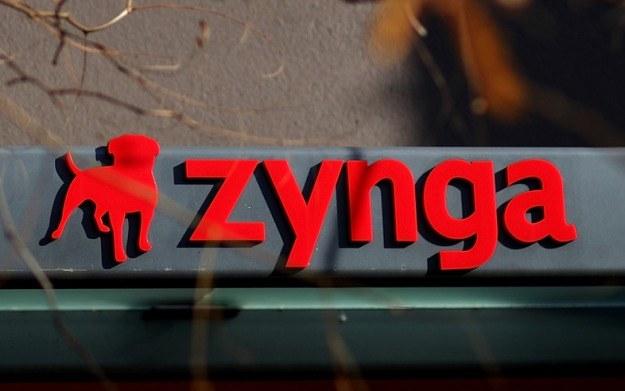 Zynga - szyld reklamowy firmy