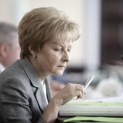 Zyta Gilowska, członek RPP, fot. Piotr Bławicki /Agencja SE/East News