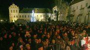 Żywa szopka po raz 20. w Krakowie