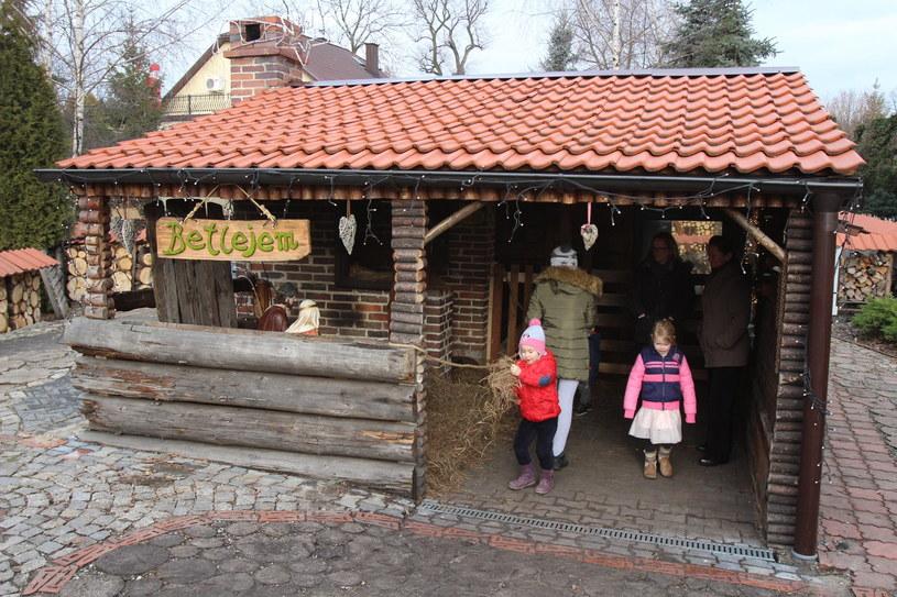 Żywa szopka w Jaworznie /Arkadiusz Gola / Polska Press /East News