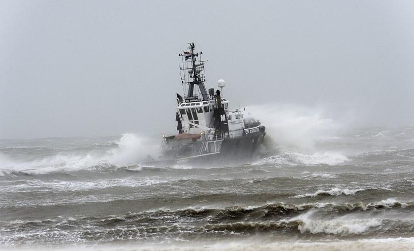 Żywioł siał zniszczenie /AFP